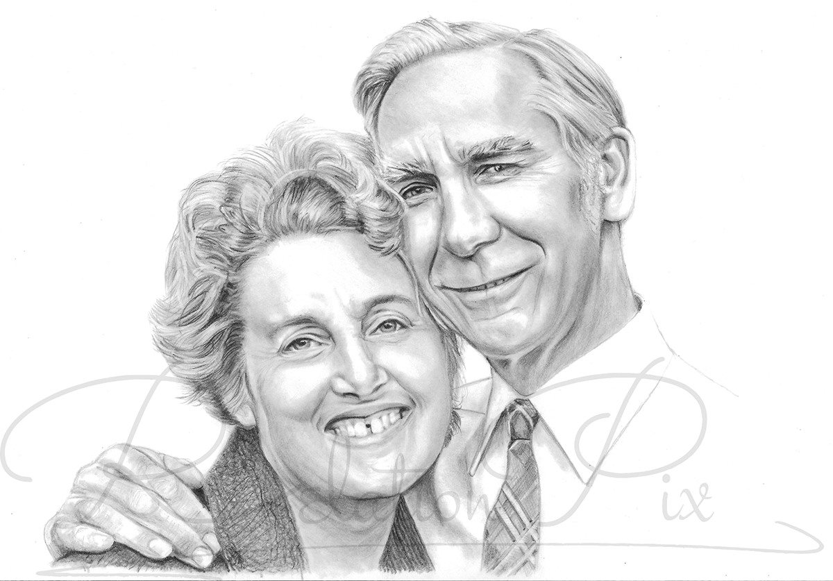 Golden Wedding Anniversary gift